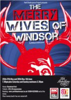 Merry wives poster
